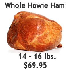 Whole Howie Ham